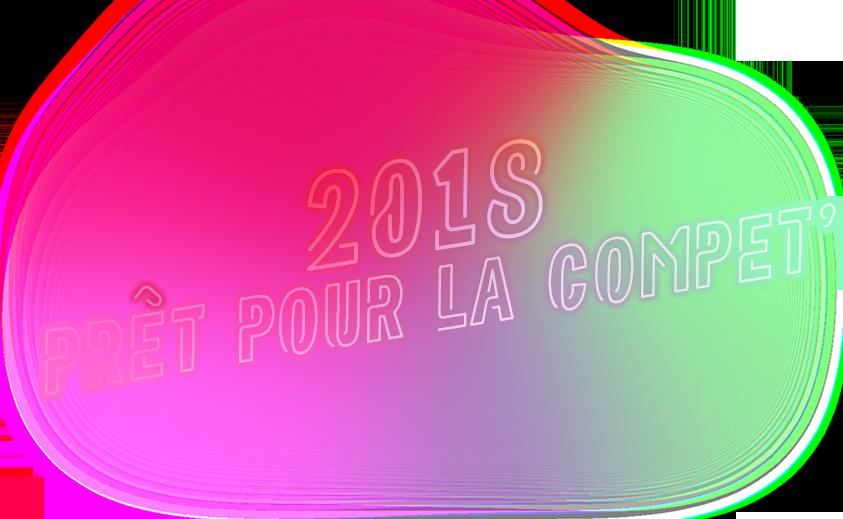 2018, Prêt pour la compet'